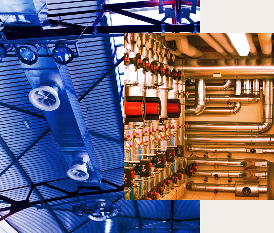Axole bureau études ventilation hvac efficacité énergétique
